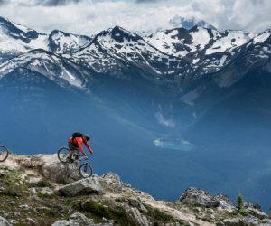 A paradise for mountain bikers and racing cyclists