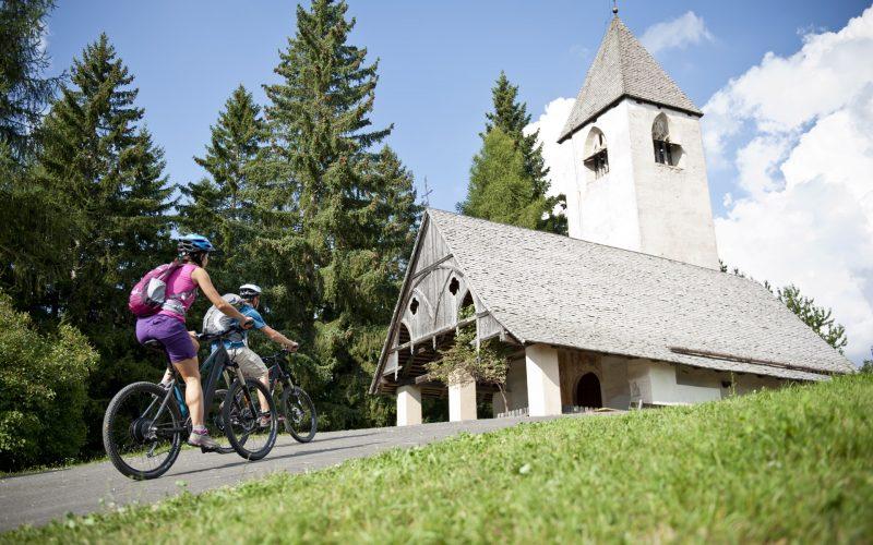 Mountainbike Paar St. Helena Deutschnofen - Alex Filz 2012 (81)